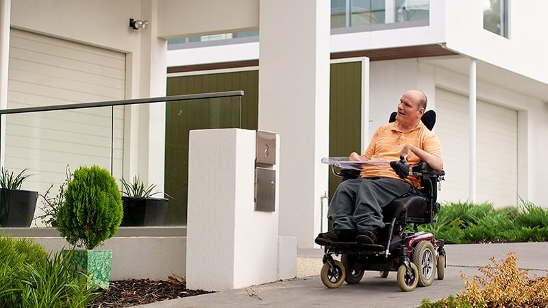 Housing options under the NDIS