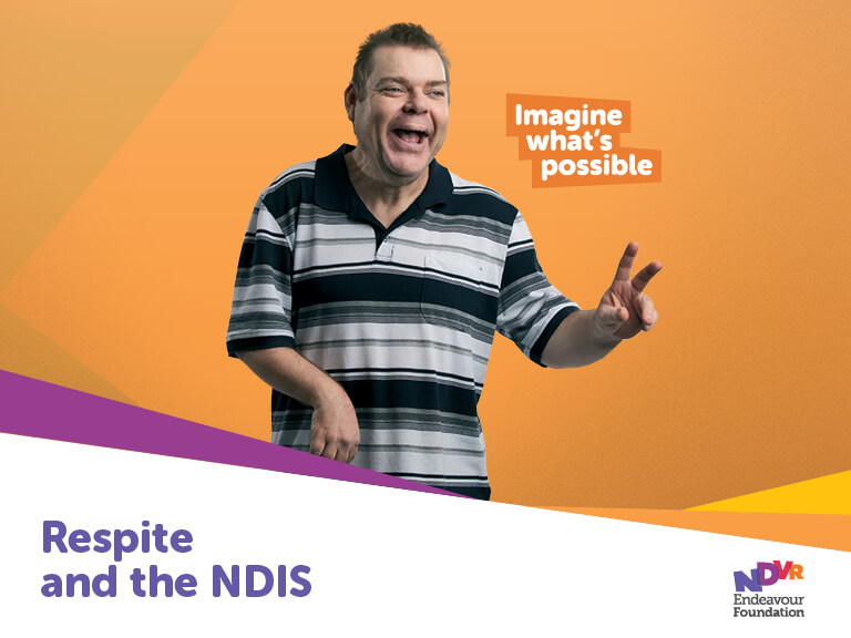 Respite and the NDIS